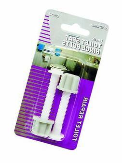 Aqua Plumb 0911  Toilet Seat Hinge Bolts, Bulk Pair