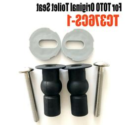 1 set For TOTO Toilet Seat Fixing Screw Bolt TC376CS-1