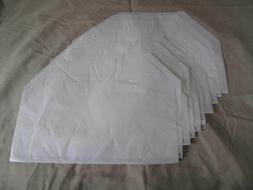NEW Hospeco Disposable Paper Toilet Seat Covers Bulk travel