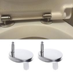 2Pcs Top Fix WC <font><b>Toilet</b></font> <font><b>Seat</b>