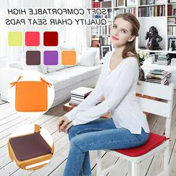 40x40cm Comfort Office Home Chair Cushion Seat Pads Tie On G