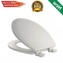 BEMIS 500EC 000 American Standard Toilet Seat, ROUND, White