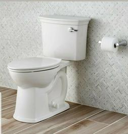 Elongated Toilet Seat American Standard White 5055A60DLS.020