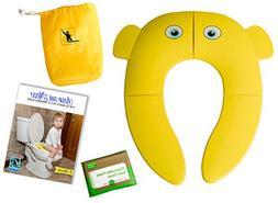 Learning Curve- Newest Design- portable folding toddler pott