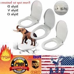 Adjustable Non-Electric Mechanical Bidet Flash Water Toilet