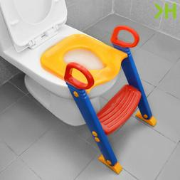 Baby Kids Children Toilet Seat Portable Potty Training Seat