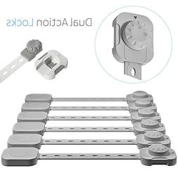 Baby Safety Locks, Child Proof Cabinets, Drawers, Oven, Toil