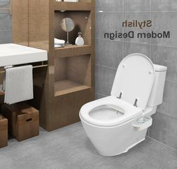 Bathroom Bidet Toilet Seat Attachment Combo Non Electric Dur