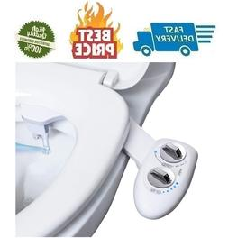 Bidet Washer WC Attachment For Toilet Seat Nozzle Maunal Sys