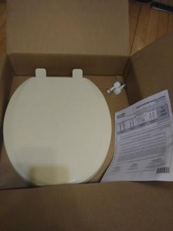 American Standard Bone Round Slow Close Toilet Seat