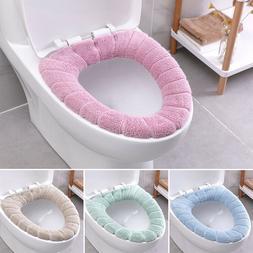 Closestool Seat Warmer Mat Bathroom Toilet Seat Cover Soft P
