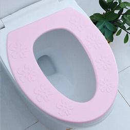 Easy To Clean O-shaped EVA Waterproof Toilet Seat Quilted To