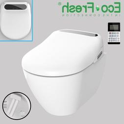 Ecofresh LED wc lighted Smart <font><b>elongated</b></font>
