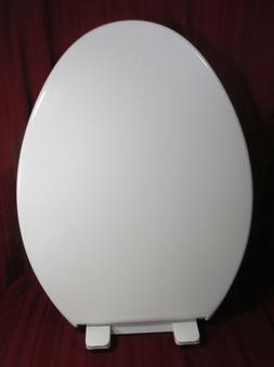 Kohler Elongated Toilet Seat WIHTE COMMODE REVEAL SOFT CLOSE