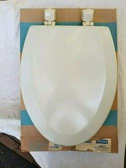 Bemis Elongated Wood Toilet Seat 1500D-046 - Kohler - PARCHM