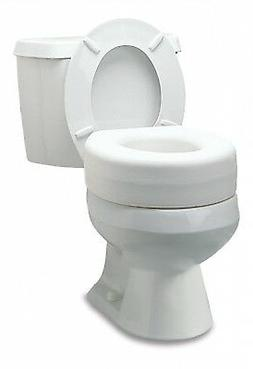 EVERYDAY RAISED TOILET SEAT LUMEX