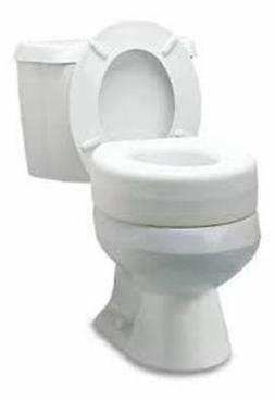 Lumex Everyday Raised Toilet Seat