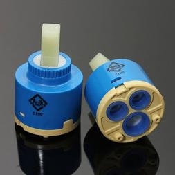 Faucets Accessories - 2pcs Ceramic Cartridge Faucet Valve Mi
