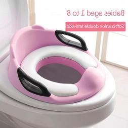 <font><b>3</b></font> Colors Baby Potty Infant Training <fon