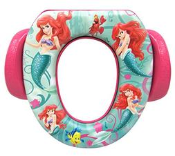 Ginsey Potty Seat - Padded, Soft, and Durable - For Regular