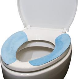 THE GUI'S HOUSEWARE Silicone Sticky Bathroom Warmer Washab