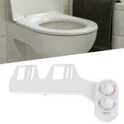 Hot Cold Nozzle Non Electric Bidet Toilet Attachment Water S