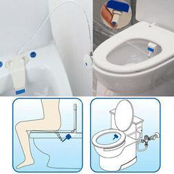 hydraulic toilet seat bidet cold fresh water