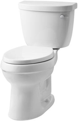 KOHLER K-3609-0 Cimarron Comfort Height Elongated 1.28 gpf T
