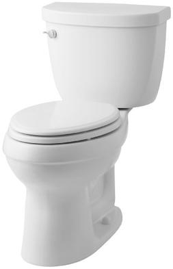 KOHLER K-3609-RA-0 Cimarron Comfort Height 1.28 Elongated To