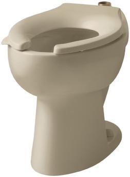 Kohler K-4302-33 Highcrest Elongated Toilet Bowl with Top Sp
