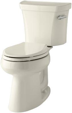 Kohler K-3889-47 Highline Comfort Height 1.28 gpf Toilet, 10