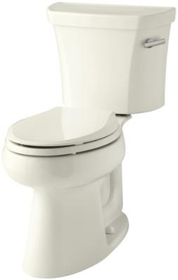Kohler K-3979-96 Highline Comfort Height 1.6 gpf Toilet, Bis