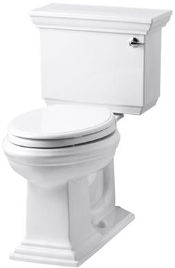 KOHLER K-3819-0 Memoirs Comfort Height Two-Piece Elongated 1