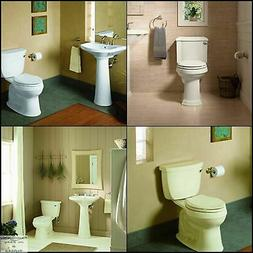 KOHLER K-4636-96 Quiet-Close with Grip-Tight Bumpers Toilet