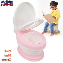 Kid Baby Toddler Potty Training Toilet Seat Stool Simulation