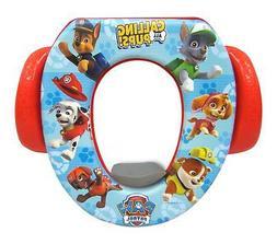 Kids Potty Training Toilet Seat Padded Soft Ring Toddler Boy