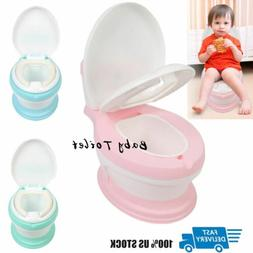 Kids Potty Training Toilet Toddler Boy Girl Chair Seat Train