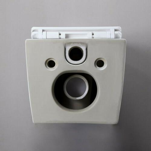 One-Piece Dual Wall-Mount in Included