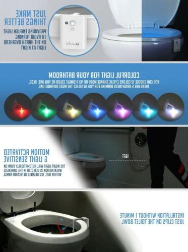12 Seat Human Body Motion Activated Sensor