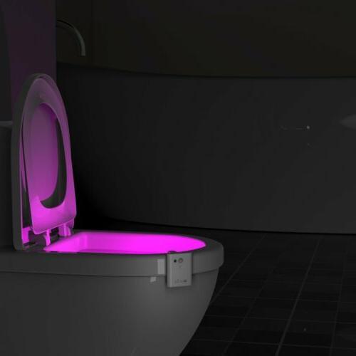 12 Color LED Seat Human Body Motion Sensor