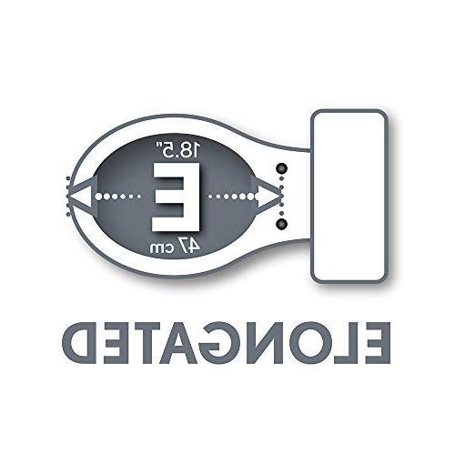 Bemis 7800TDG000 Plastic Toilet Seat White
