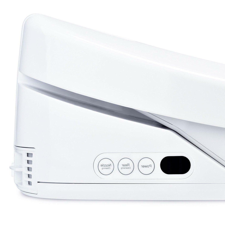 Brondell 1400 Luxury Toilet Stainless Steel