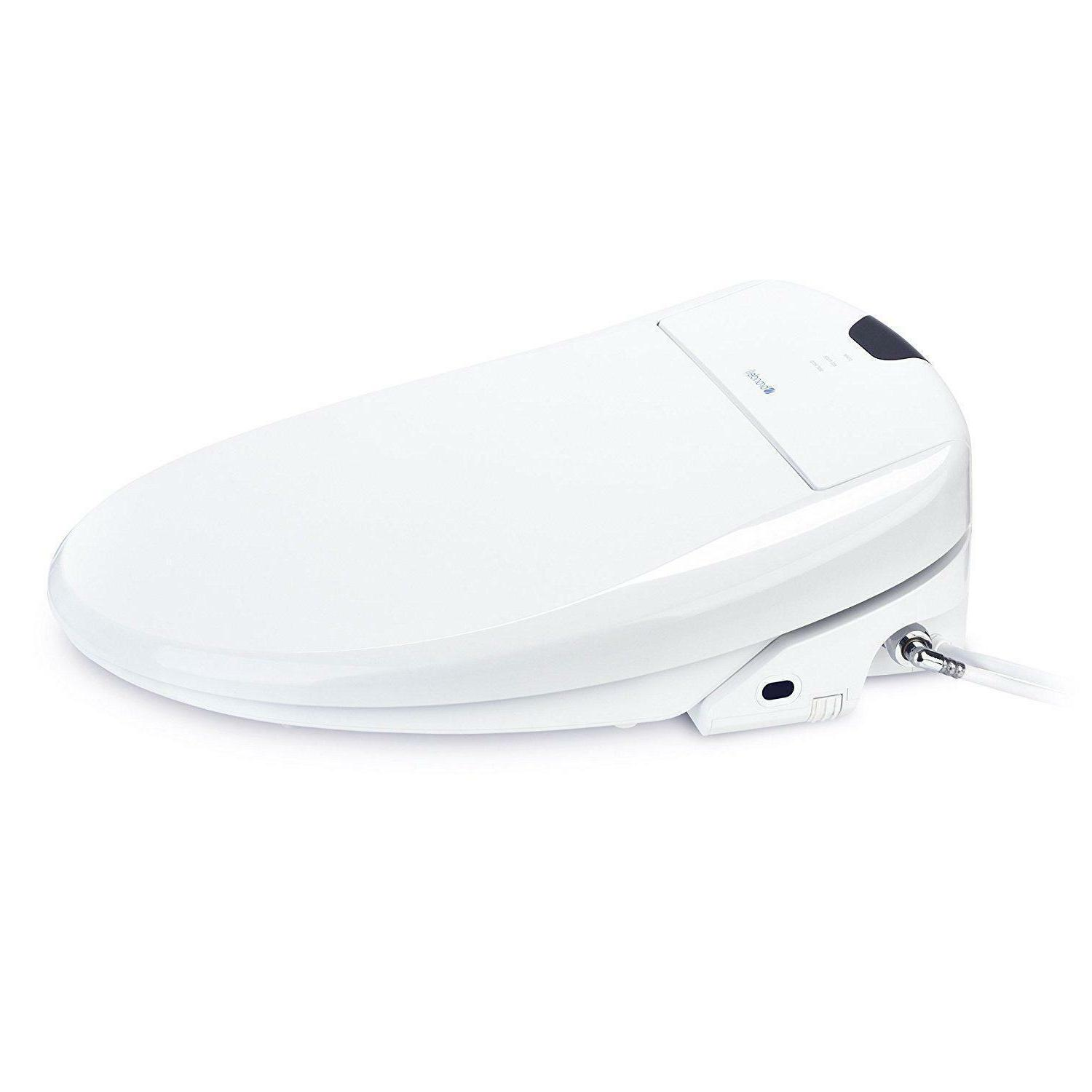Brondell Toilet Seat Elongated Stainless Steel