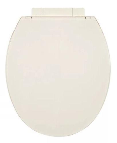Centoco 1400SC 416 BISCUIT / LINEN Plastic Round Toilet Seat