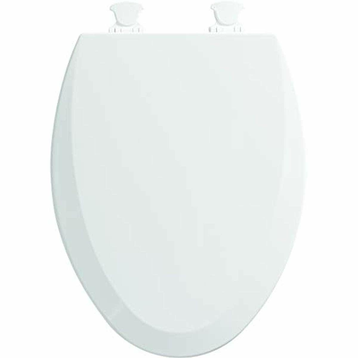 Bemis 1500EC Elongated Toilet Easy Clean Whit