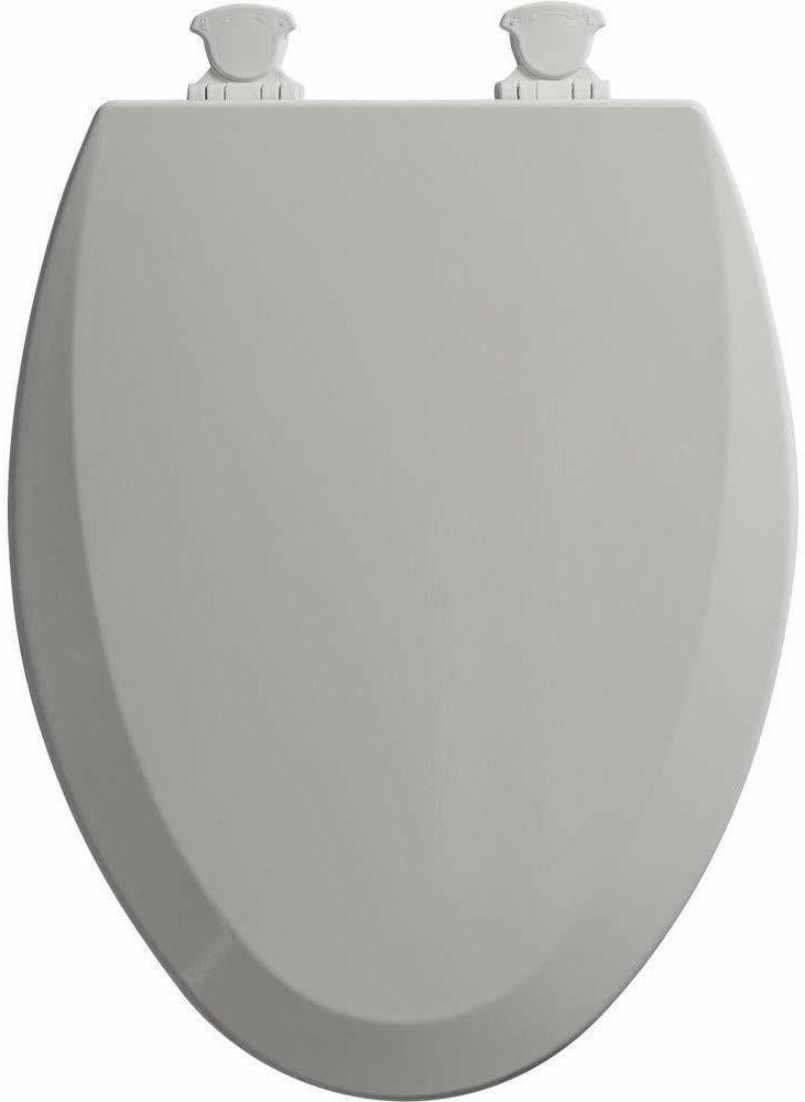 Standard Toilet Silver
