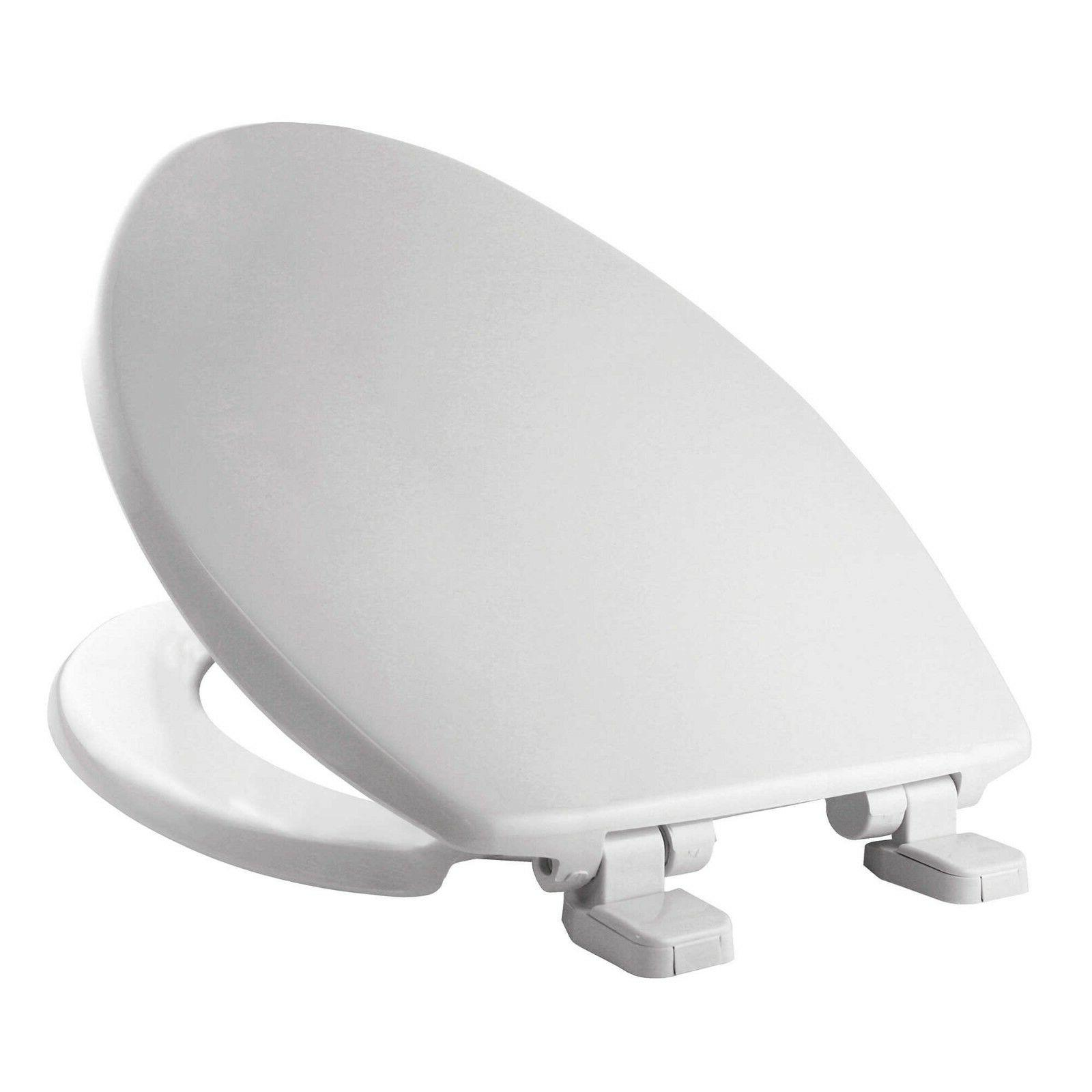 Awesome Mayfair 184Slowj 000 Elongated Toilet Seat Plastic White Gmtry Best Dining Table And Chair Ideas Images Gmtryco