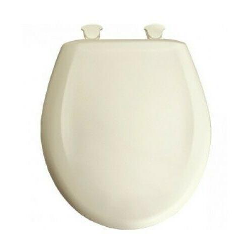 Bemis 200SLOWT 046 Lift-Off Plastic Round Slow-Close Toilet