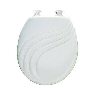 Bemis Round Toilet Commode Seat