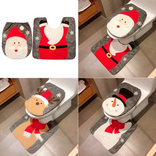 & Bathroom Xmas Home Decor